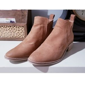 Dolce Vita slip on booties